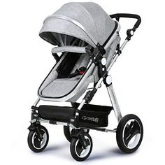 Infant Toddler Baby Stroller Carriage - Cynebaby Compact Pram Strollers add T. Baby Jogger Stroller, Twin Strollers, Best Baby Strollers, Pram Stroller, Double Strollers, Best Baby Prams, Best Prams, Best Lightweight Stroller, Stroller Storage