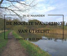 Mooiste wandeling van Utrecht Hiking Routes, Hiking Trails, Utrecht, She Likes, Climbing, Netherlands, Holland, To Go, Walking