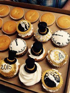 Happy New Years Cupcake Class!