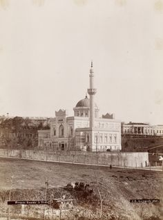 Hamidiye Camii Basile Kargopoulo Fotoğrafı 1875