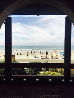 Beautiful day at #TheShoresRestaurant today! Cocktails and this view is never a bad idea! #LaJolla