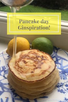 Pancake Day Ginspiration on What's Katie Doing? blog