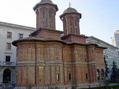 Cretulescu Orthodox Church - Bucharest, Romania Bucharest Romania, Place Of Worship, Byzantine, View Image, Bulgaria, River, Architecture, World, Places