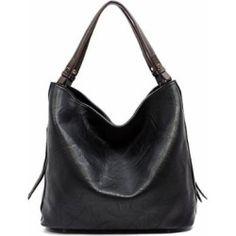 abf68ad97c88 Women s Handbags  Handbag Republic Side Zip Hobo Handbag (Black)  handbags   womensfashion