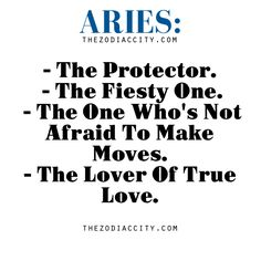 Zodiac Aries….Who are they?