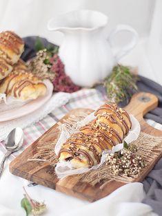 Twists de Nutella y Cheesecake - Megasilvita