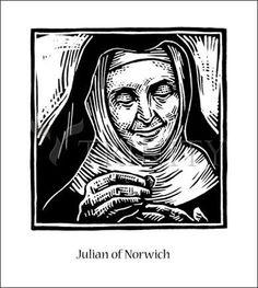 JULIAN OF NORWICH                                                                                                                                                                                 More