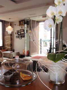 Café Tertulia, Santiago de Compostela.