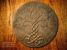 Sculpting Myths: Yggdrasil   Jivotica