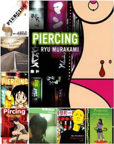 Goodreads | Piercing by Ryū Murakami — Reviews, Discussion, Bookclubs, Lists
