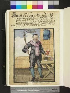 1645 braid maker and gunsmith  Die Hausbücher der Nürnberger Zwölfbrüderstiftungen
