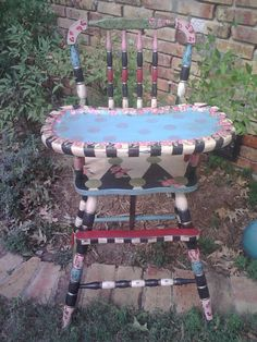 #painted #chair