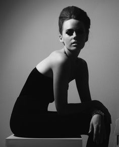 Kathryn Dennis 2015 | ... / polished / form Photo: Travis Teate Model: Kathryn Dennis