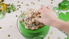 Our St. Patty's Day Leprechaun Bait Is Sweet-and-Salty Crack