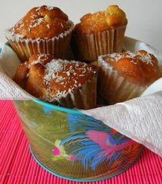 Recette : Muffins ananas coco | Afrosomething
