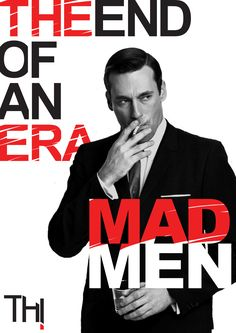 Mad Men poster in A3!