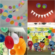 Accidentaccio: Festa di Carnevale: decorazioni fai da te