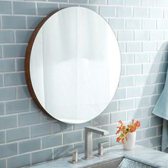 Bamboo Bath Vanities - Native Trails - Solace Mirror