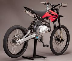 Motoped mecanique