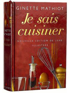 Je sais cuisiner, de Ginette Mathiot, - Cerca con Google