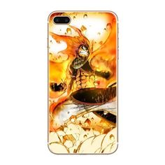 Fairy Tail Phone Cases For Apple iPhone 4 4S 5 5S SE 5C 6 6S 7 8 X Plus