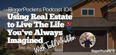 Learn how Todd Whiddon survived the collapse of a multimillion dollar cabinet business and parlayed the skills he'd acquired into a massive investment business.  Check out: BiggerPockets Podcast 104: How to Build a Scalable Real Estate Business and Design an Incredible Lifestyle with Todd Whiddon http://www.biggerpockets.com/renewsblog/2015/01/08/bp-104-scalable-real-estate-business/