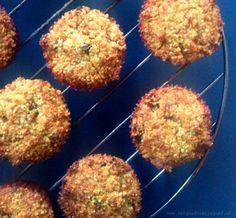 Muffins met Wortel en Gember {zonder granen} | Dat zal ik je vertellen: ik ging gisteren hartige courgette muffins maken en wilde dit recept graag met jou d