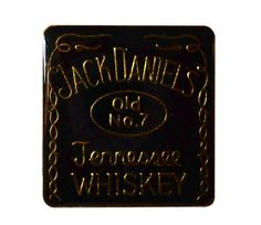 """JACK DANIELS Old No 7 Tennessee Whiskey vintage enamel pin brewery beer by VintageTrafficUSA  11.00 USD  A vintage Jack Daniels Old No 7 Tennessee Whiskey pin Excellent condition. Measures: approx 1"""" 20 years old hard to find vintage high-quality cloisonne lapel/pin. Beautiful die struck metal pin with colored glass enamel filling. Add inspiration to your handbag tie jacket backpack hat or wall. Have some individuality = some flair! -------------------------------------------- SECOND ITEM…"""