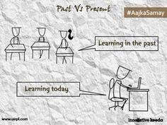 PastVsPresent- Learning