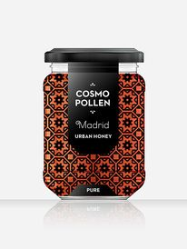 Packaging / Cosmopollen Urban Honey (New York) - Louise Twizell — Designspiration