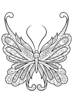 Adult Butterfly Coloring Book This adult coloring book with beautiful butterfly pictures to color is very easy to use. Multiple color palettes and a personal gallery of your own works, along with calming, relaxing background music, make this anti stress coloring book for adults as user friendly as it can get! Coloring books for grown ups like this one are a path to mindfulness. Engage yourself in hours of peaceful color therapy with gorgeous butterfly coloring pages for adults, including…