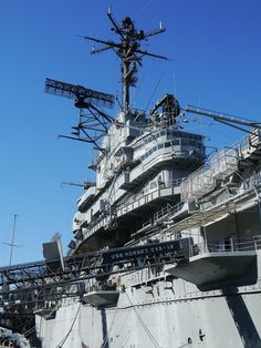 USS Hornet Museum, Alameda.............