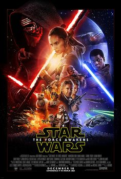 Experience #StarWars The Force Awakens the way it was meant to be seen! #bestformatever