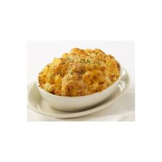 Culturistas: Grown up Mac n' Cheese ❤ liked on Polyvore