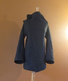 custom heavy linen fall wrap made to fit by annyschooecoclothing, $118.00
