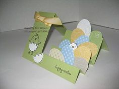 Easy Easter Card Ideas | think I just rediscovered the card that was my inspiration – here