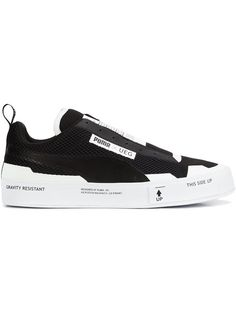 Shop Puma 'UEG x PUMA Court Play' laceless sneakers in ANSH46 from the world's best independent boutiques at farfetch.com. Shop 400 boutiques at one address.