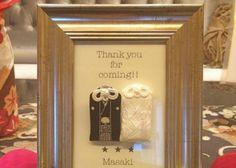 白無垢&袴デザイン!家庭円満を願う夫婦守が可愛い #結婚式 #お祝い #プレゼント 三重県の鈴鹿市にある椿大神社で買える!