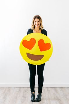 Emoji costume from @