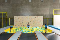 Liben Indoor Trampoline Park and Soft Play Center Project in Malaysia-5