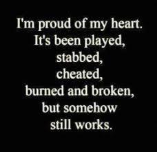 Resultado de imagen para quotes heartbroken affairs