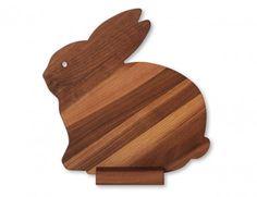 tagliere legno Coniglio