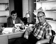 Kubrick and Arthur Clarke - 2001: A Space Odyssey (film) - Wikipedia, the free encyclopedia