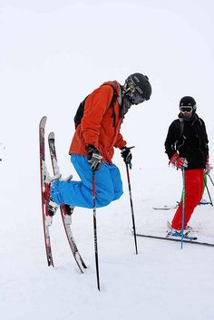 Ski Instructor course in France SnowSkool, via Flickr