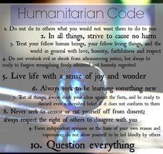 Humanitarian Code