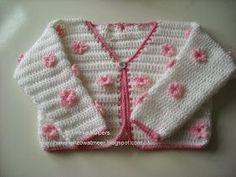 Lief vestje voor Lieke. Voor Lieke mijn kleindochter van drie jaar en ze heeft maat 104, ze heeft nooit genoeg vestjes, een gemakkeli...