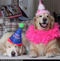 Birthday cuties!!