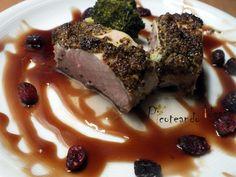 solomillo Steak, Pork, Dishes, Side Dishes, Ice, Kale Stir Fry, Steaks, Pork Chops