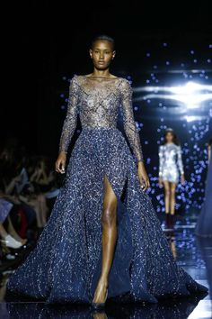 Zuhair Murad Couture Fall Winter 2015 Paris - NOWFASHION