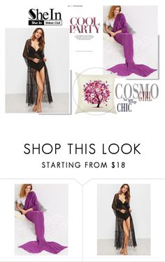 """""""shein 6/III"""" by obsessedwithnicestuff ❤ liked on Polyvore featuring Sheinside, shein and fashioncombination"""